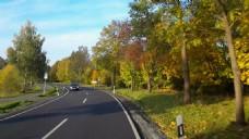 马路汽车风景视频