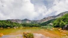 山脉风景视频背景