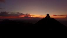 黄昏夕阳视频视频