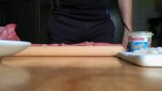 人物做菜视频演示
