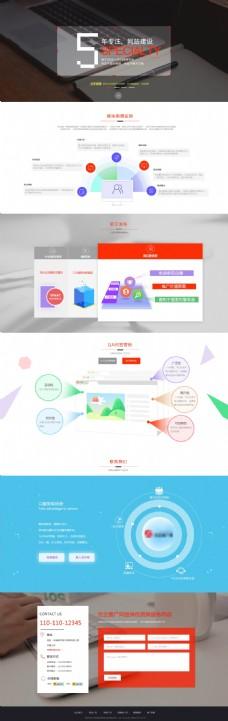 专题页网页设计