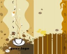 艺术咖啡名片