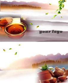 古典茶壶名片