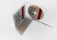 企业VI唱片CD样机