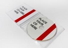 CD盒样机VI素材