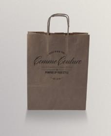 品牌VI手提袋样机