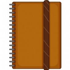 笔记本png元素