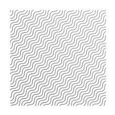 黑色线条边框元素