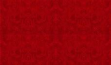红色抽象底纹