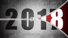 2017字体背景设计