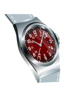 手表效果图