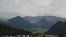 自然风光山脉视频素材