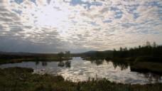 白云风景视频素材