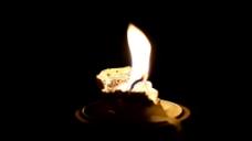 蜡烛视频素材元素