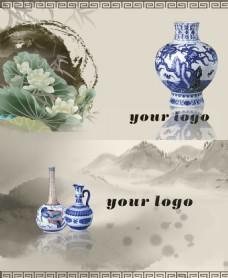 个性简洁中国风名片