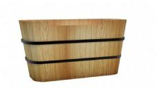 木桶分层元素图片