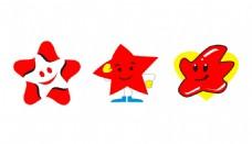 红星园徽幼儿园logo设计标志标识