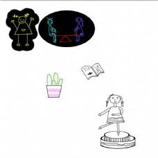 儿童画手绘