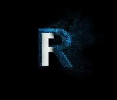 字体设计 R