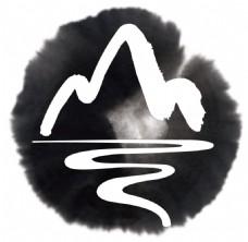 水墨logo