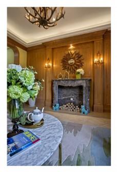 现代美式家居装修效果图