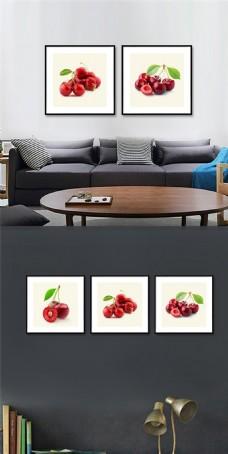 水果装饰画下载