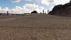 风景沙漠视频素材