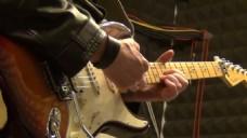 吉他人物视频素材设计