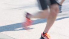 人物奔跑视频素材