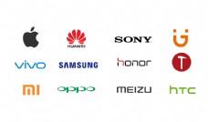 手机品牌企业LOGO标志