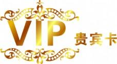 VIP字体矢量图
