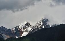 西藏林芝南迦巴马峰