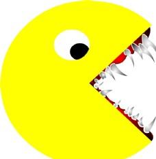 黄色另类卡通