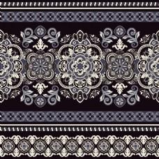 时尚民旅特色艺术花纹