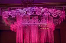 婚礼花纹雕刻pvc芙蓉板雕刻花纹