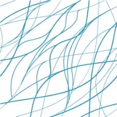 波浪线条矢量素材