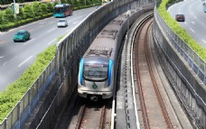 深圳地铁列车