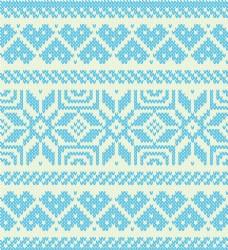 针织雪花花纹