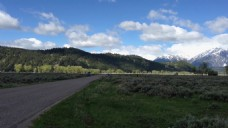 自然白云风景视频