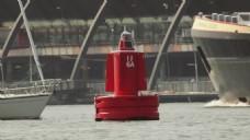 河流船只视频素材