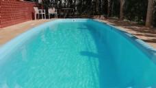 游泳池视频素材