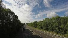 高速公路风景视频