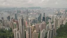 都市景象视频