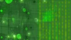 绿色元素视频背景
