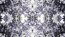 抽象花纹背景视频