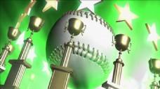 棒球视频素材