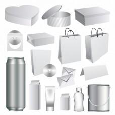 生活用品空白素材