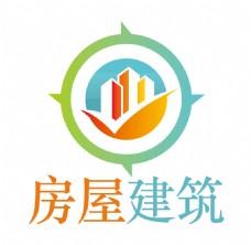 房子建筑logo