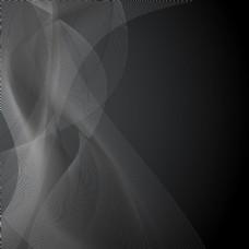 彩条黑色科技背景素材