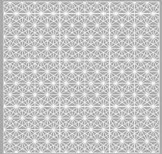 格子镂空花纹背景